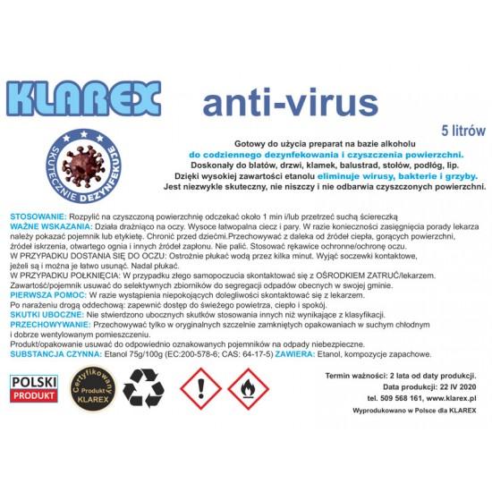 KLAREX ANTI VIRUS